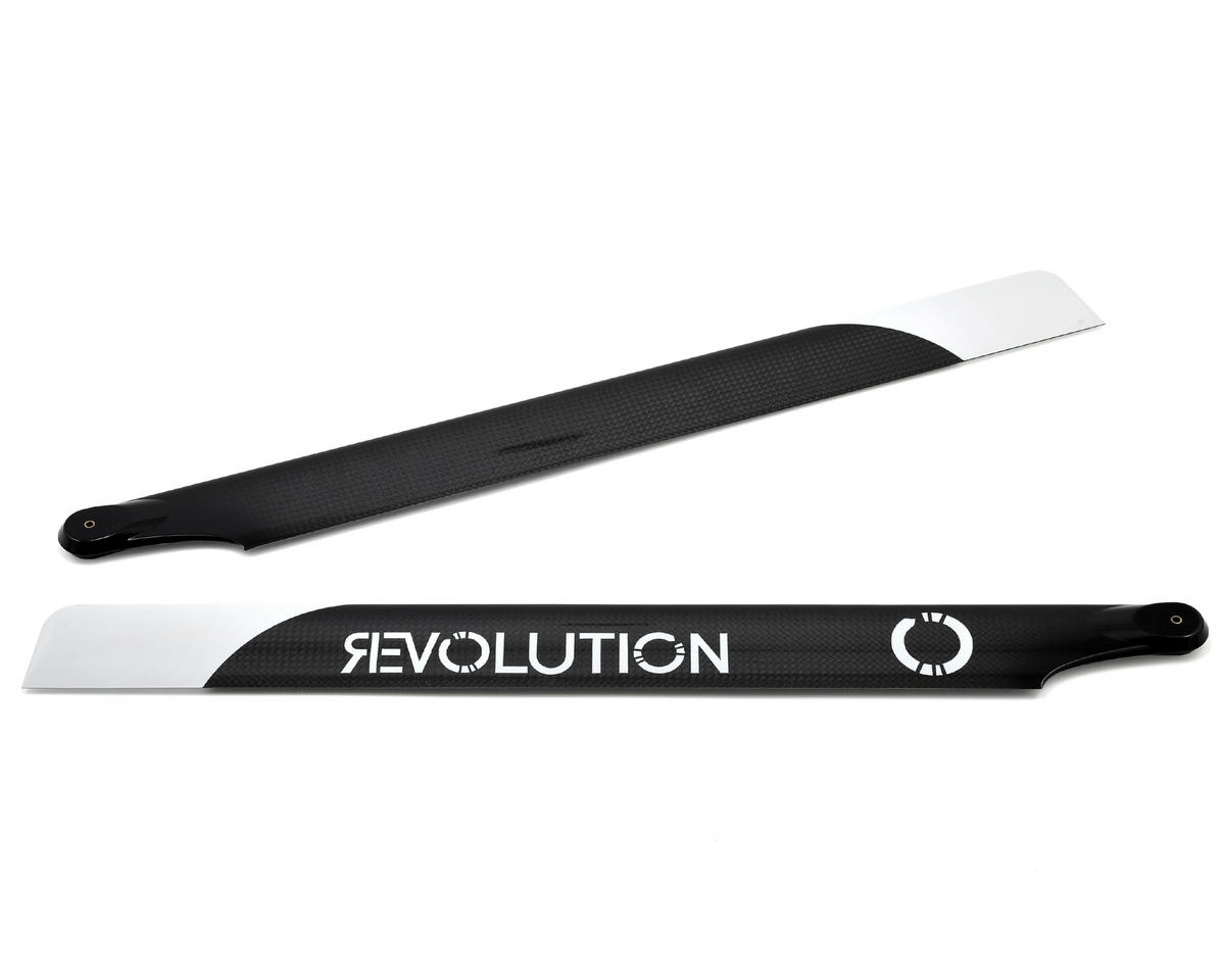 Revolution 430mm 3D Main Rotor Blades