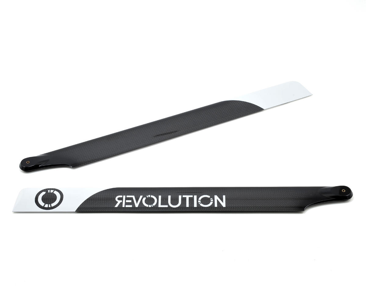Revolution 430mm Flybarless 3D Main Rotor Blades