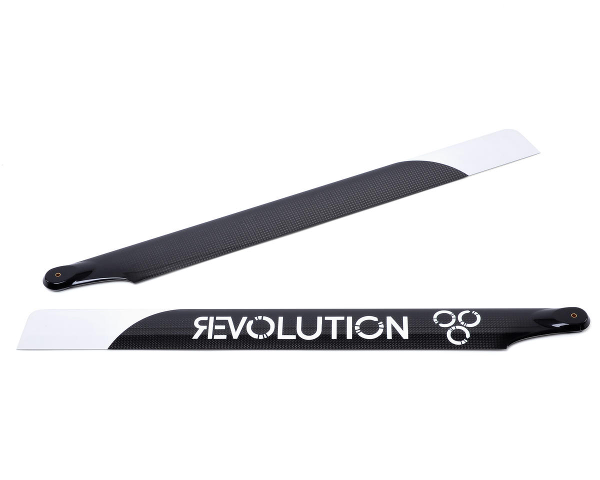 Revolution 520mm 3D Main Rotor Blades
