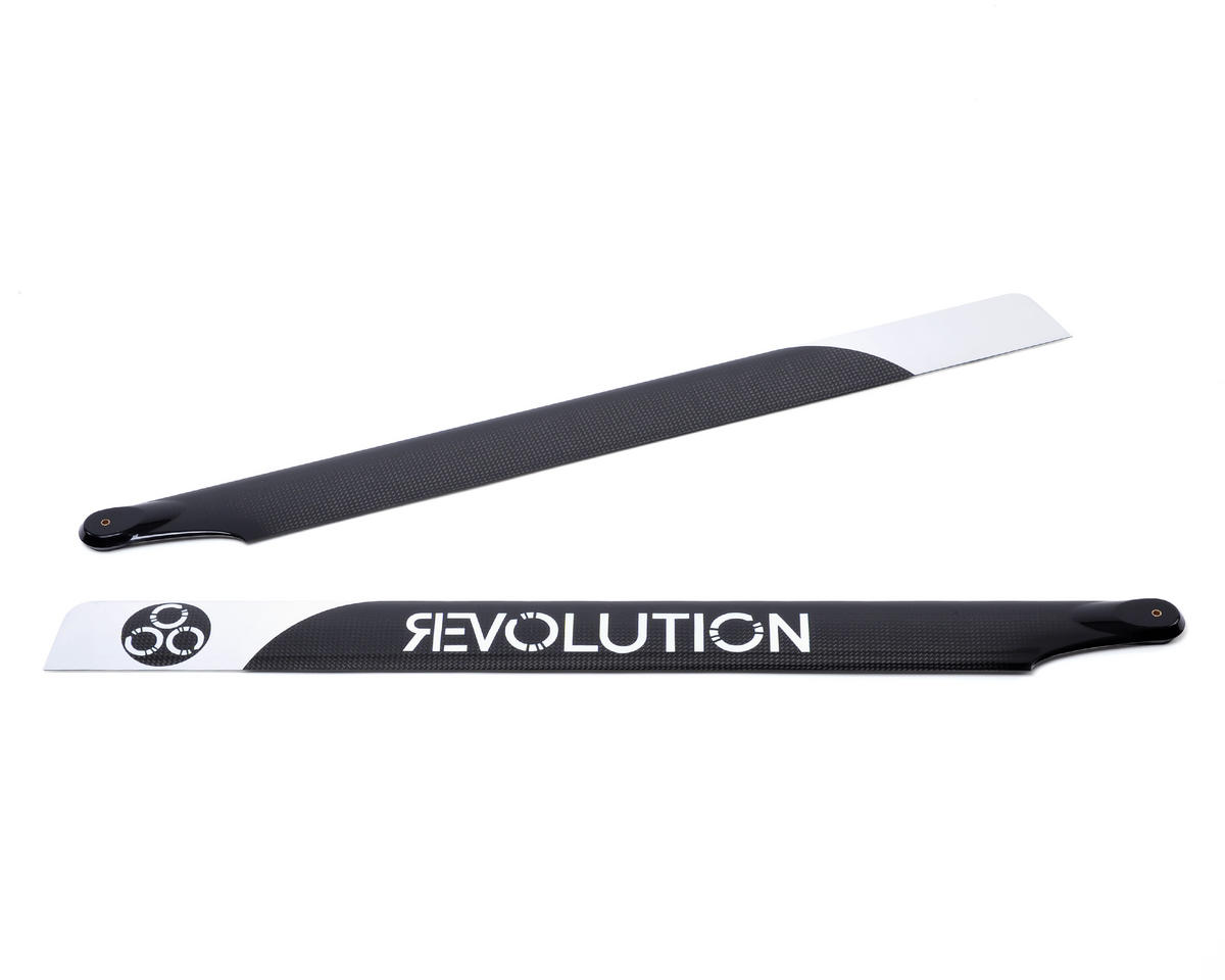 Revolution 600mm Flybarless 3D Main Rotor Blades