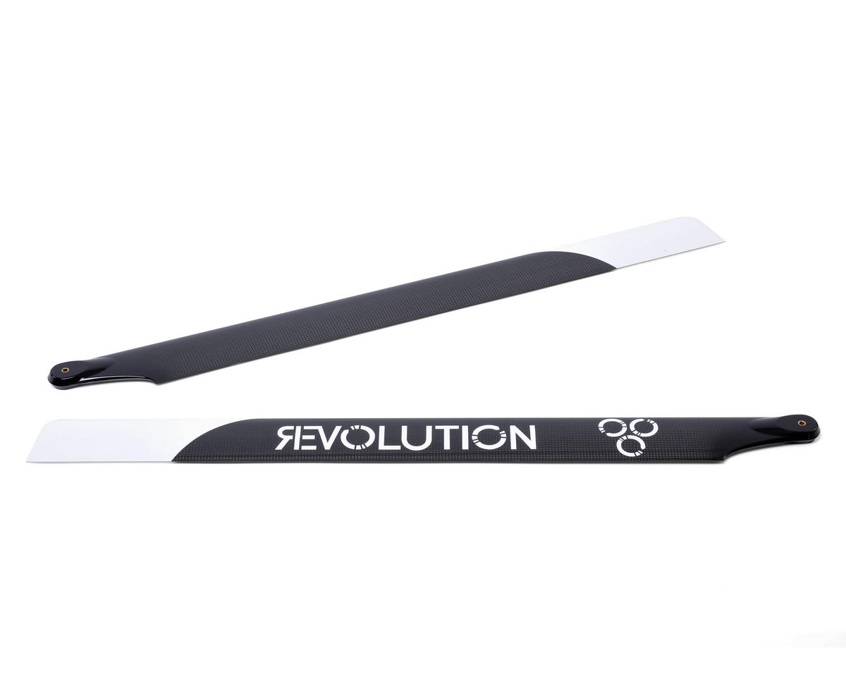 Revolution 710mm 3D Main Rotor Blades