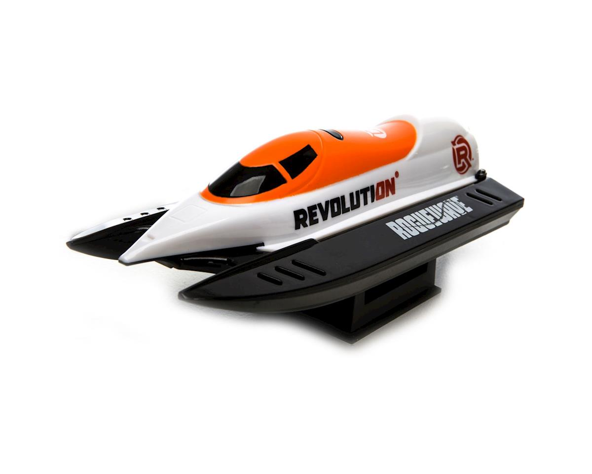 Revolution Roguewave 10 F1 Self-Rting Wht Rtr