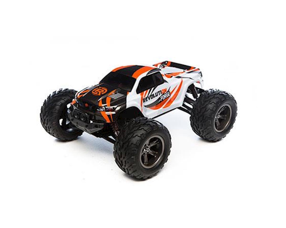 Revolution 1/12 Force 2wd Monster Truck RTR (Grey/Orange)