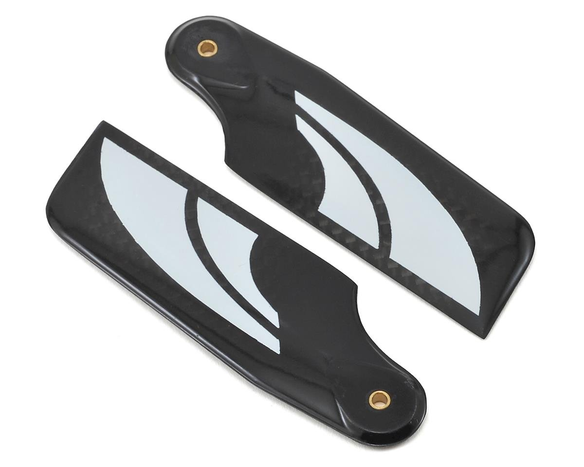 SAB 70mm Carbon Fiber Tail Blade Set (2)