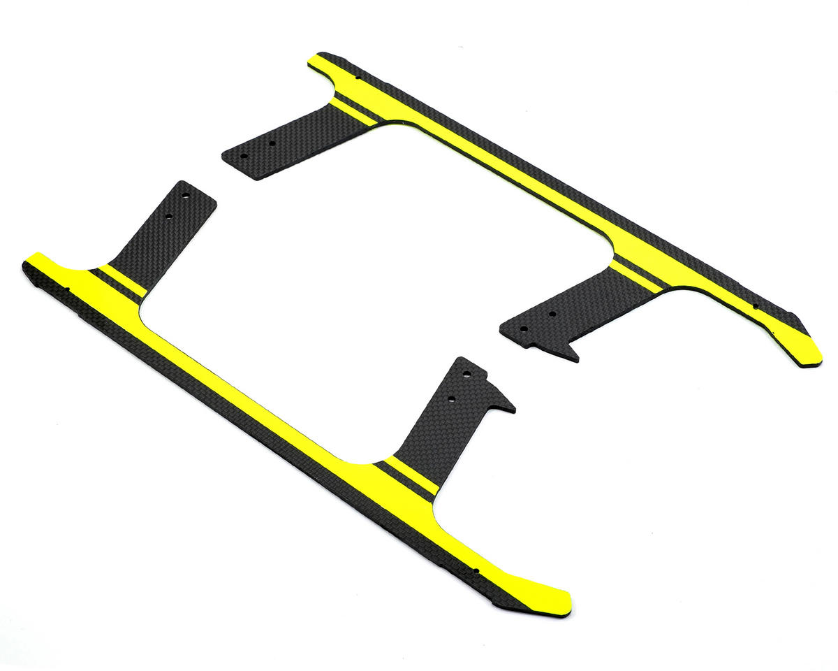 SAB Carbon Fiber Landing Gear Set (Yellow) (2)