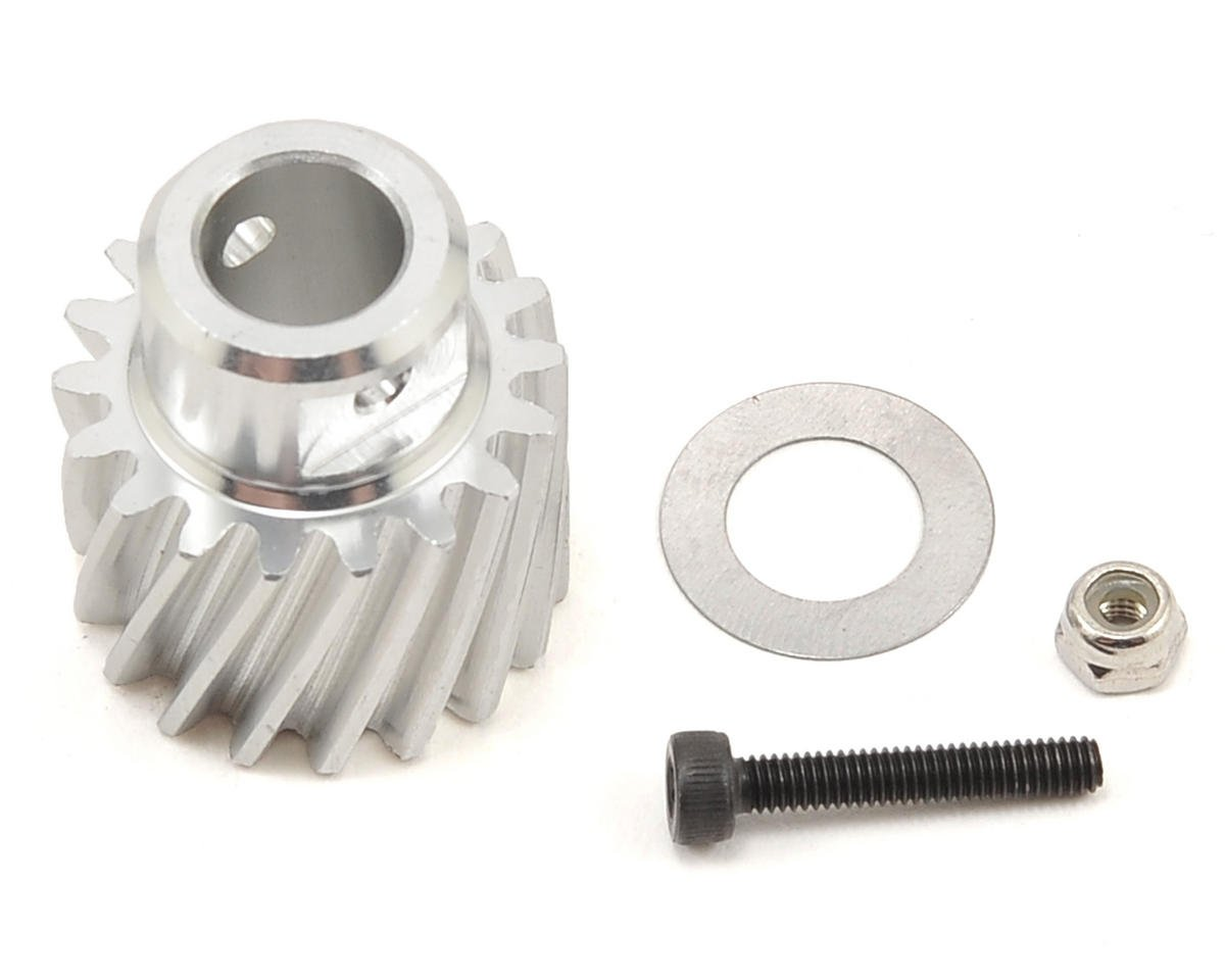 Aluminum Pinion Gear (Z18) by SAB