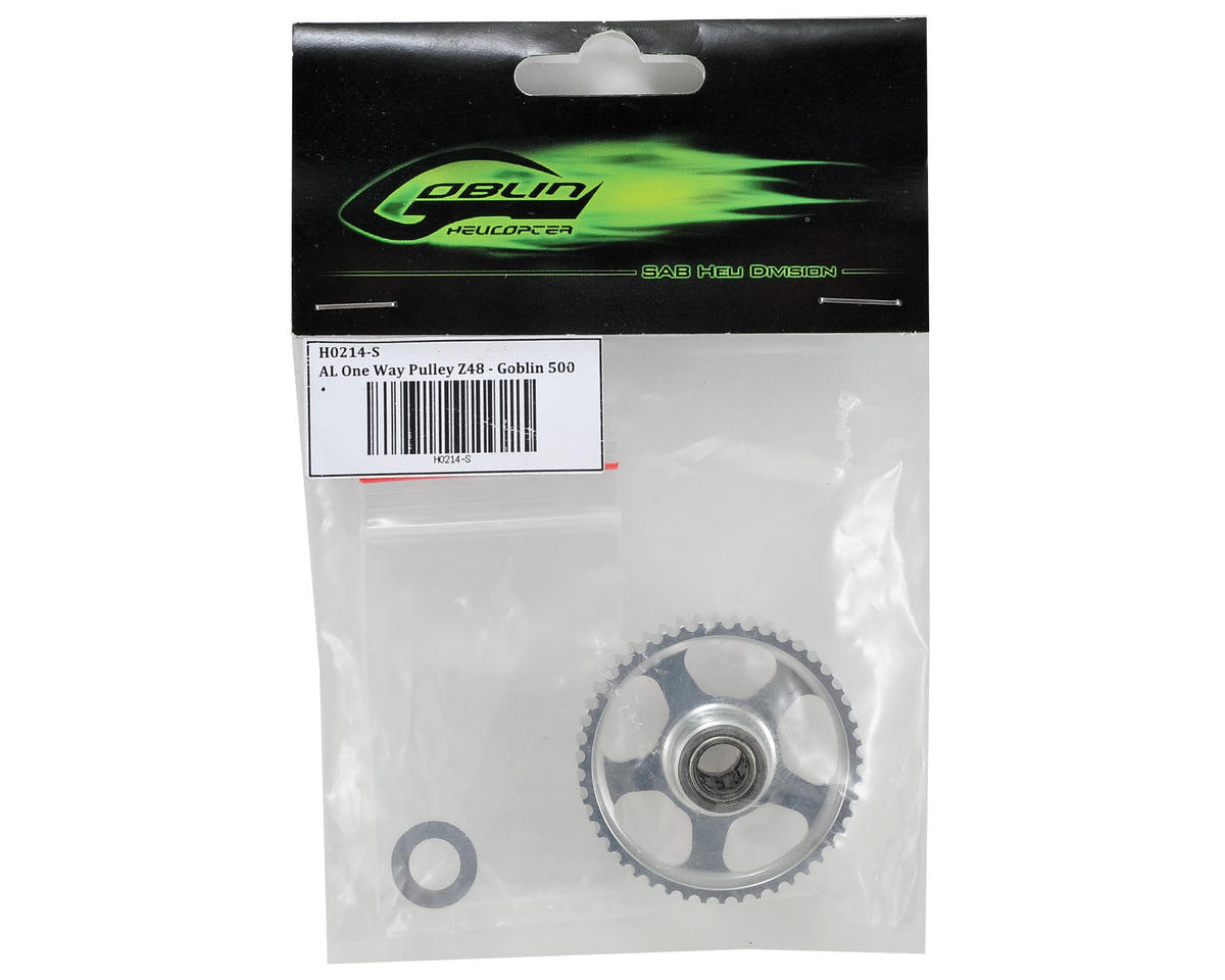 SAB Z48 Aluminum One Way Pulley