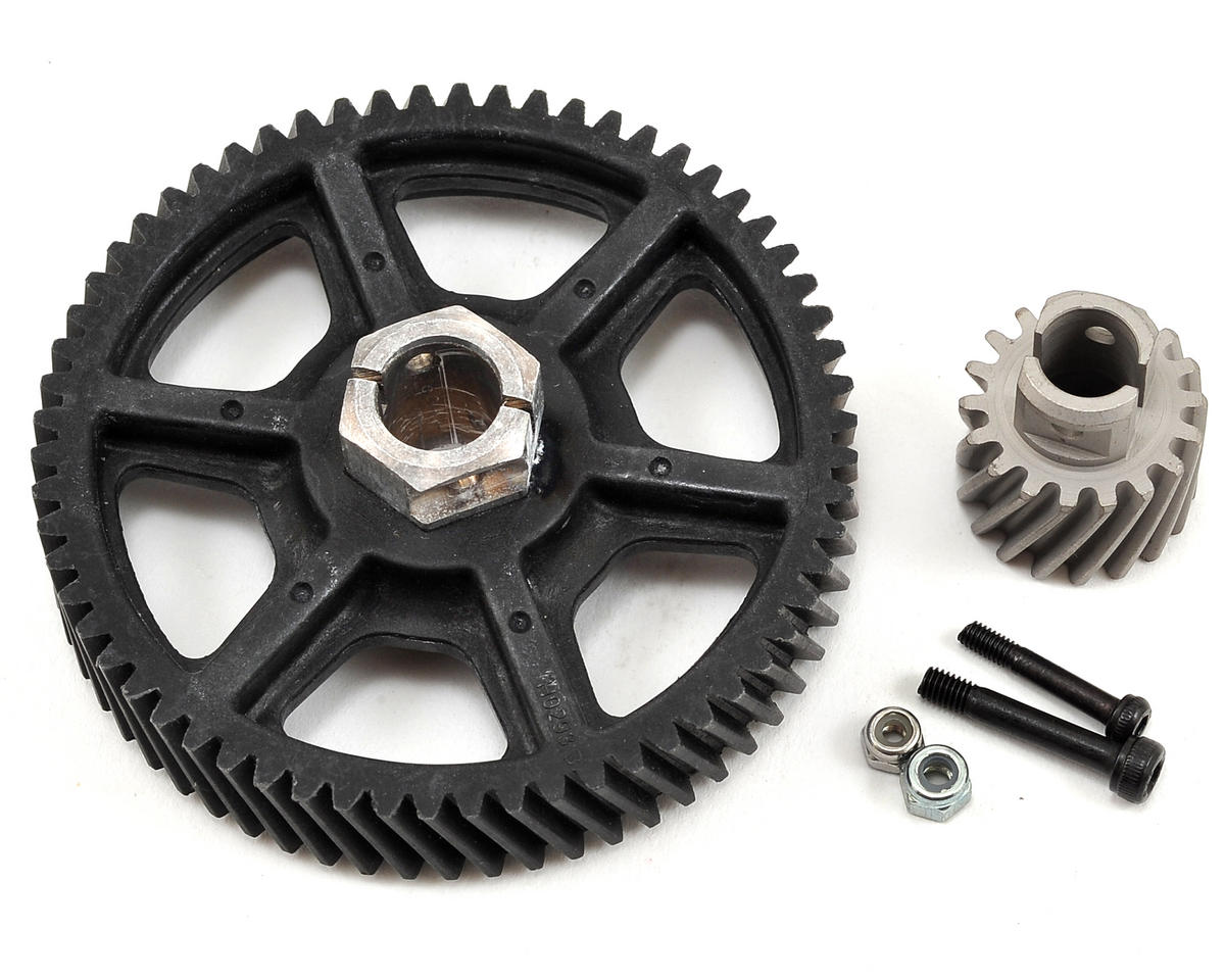 SAB Goblin 500 Heavy Duty Main Gear & Pinion Set