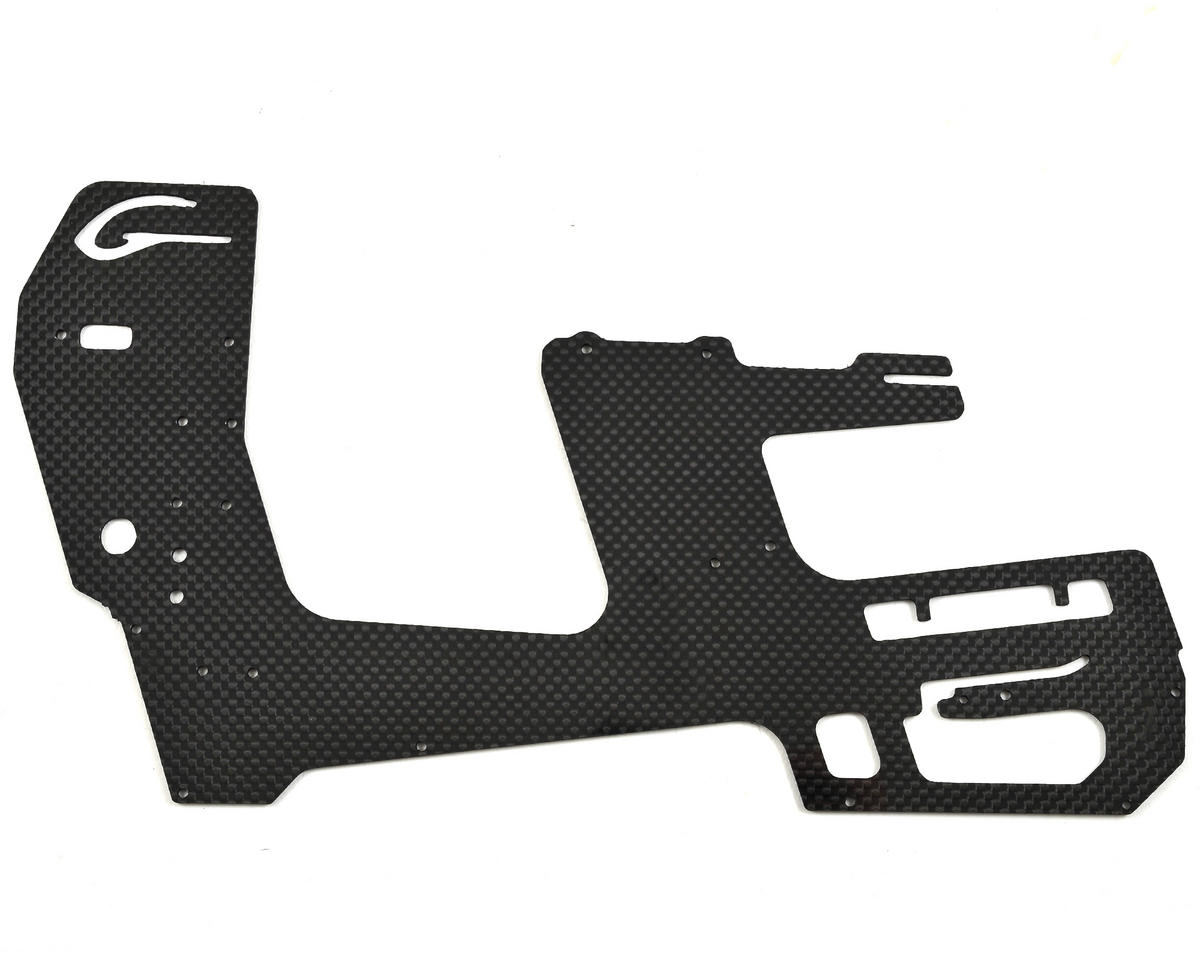 SAB 2mm Carbon Goblin 500 Main Frame