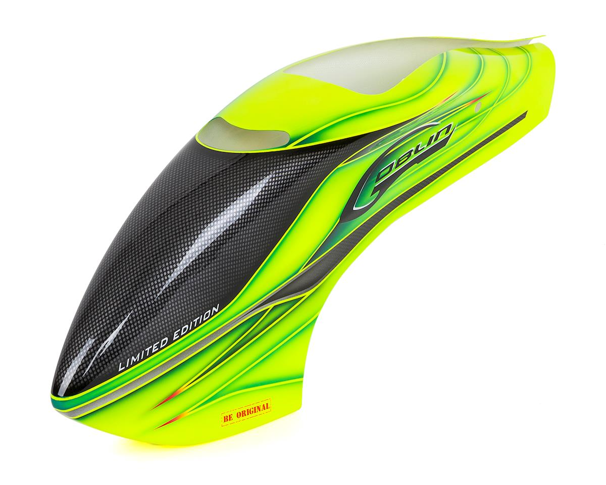 "SAB Canomod Airbrush Canopy ""Special Edition"" (Yellow/Green)"