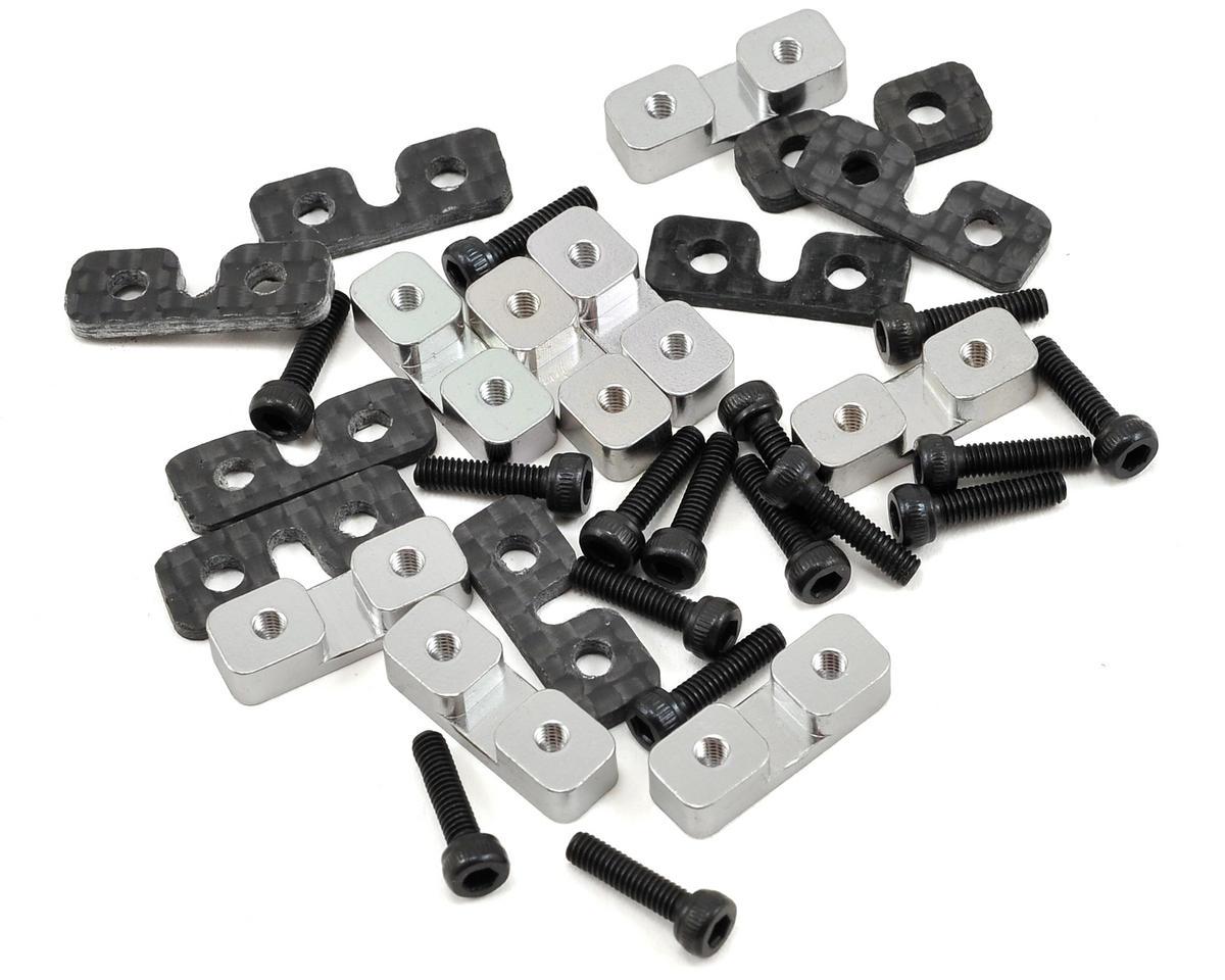 SAB Aluminum Servo Block Set