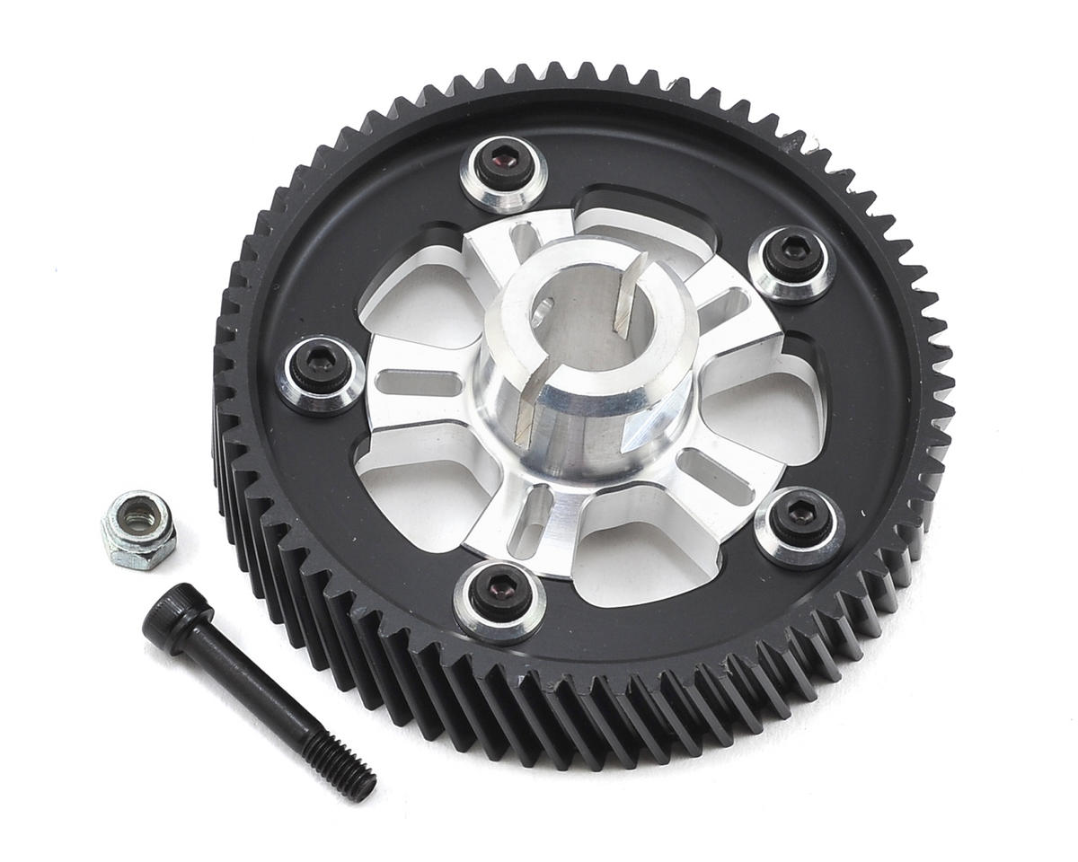 SAB Goblin 700 Competition CNC Delrin Main Gear