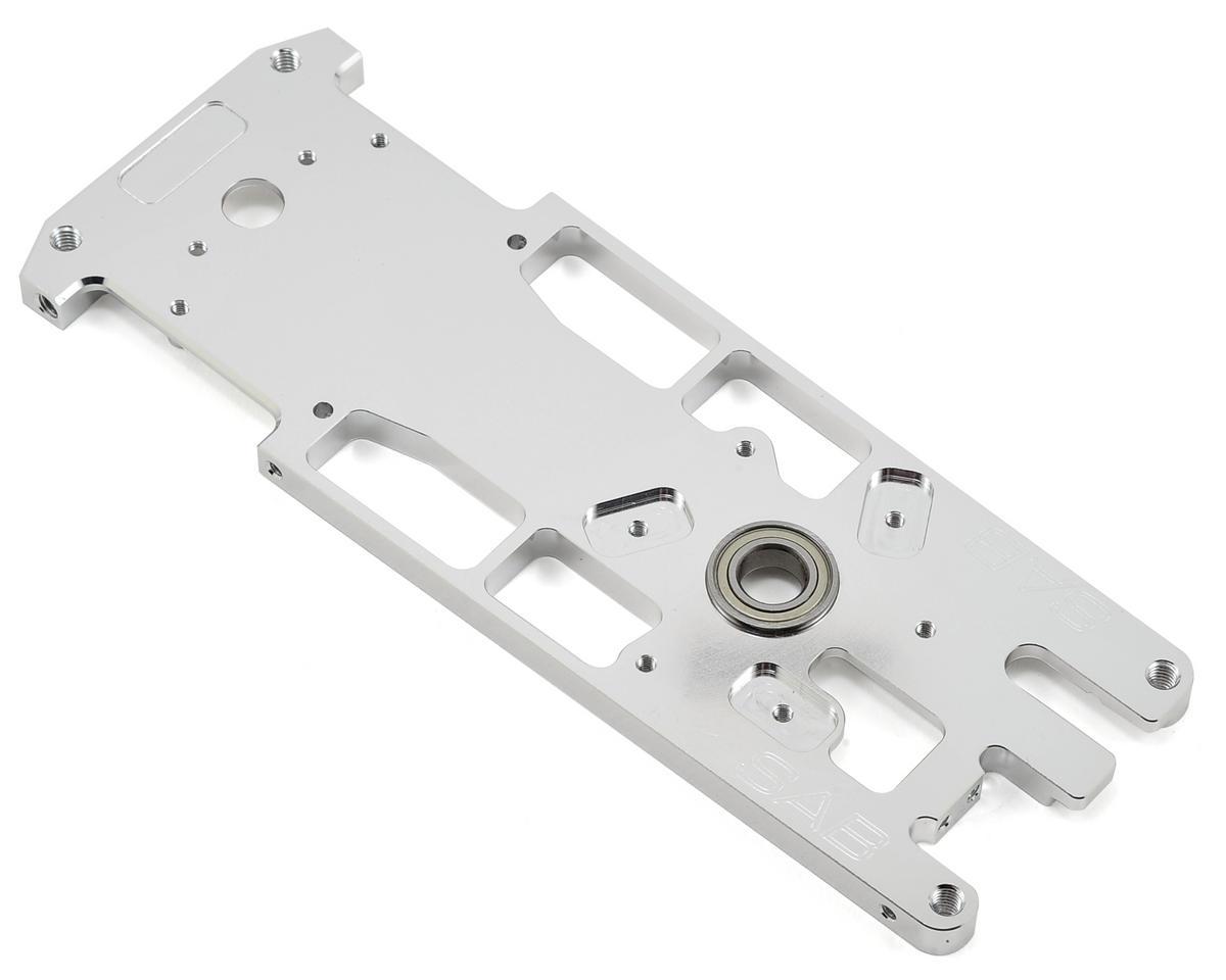 SAB Aluminum Main Frame Plate