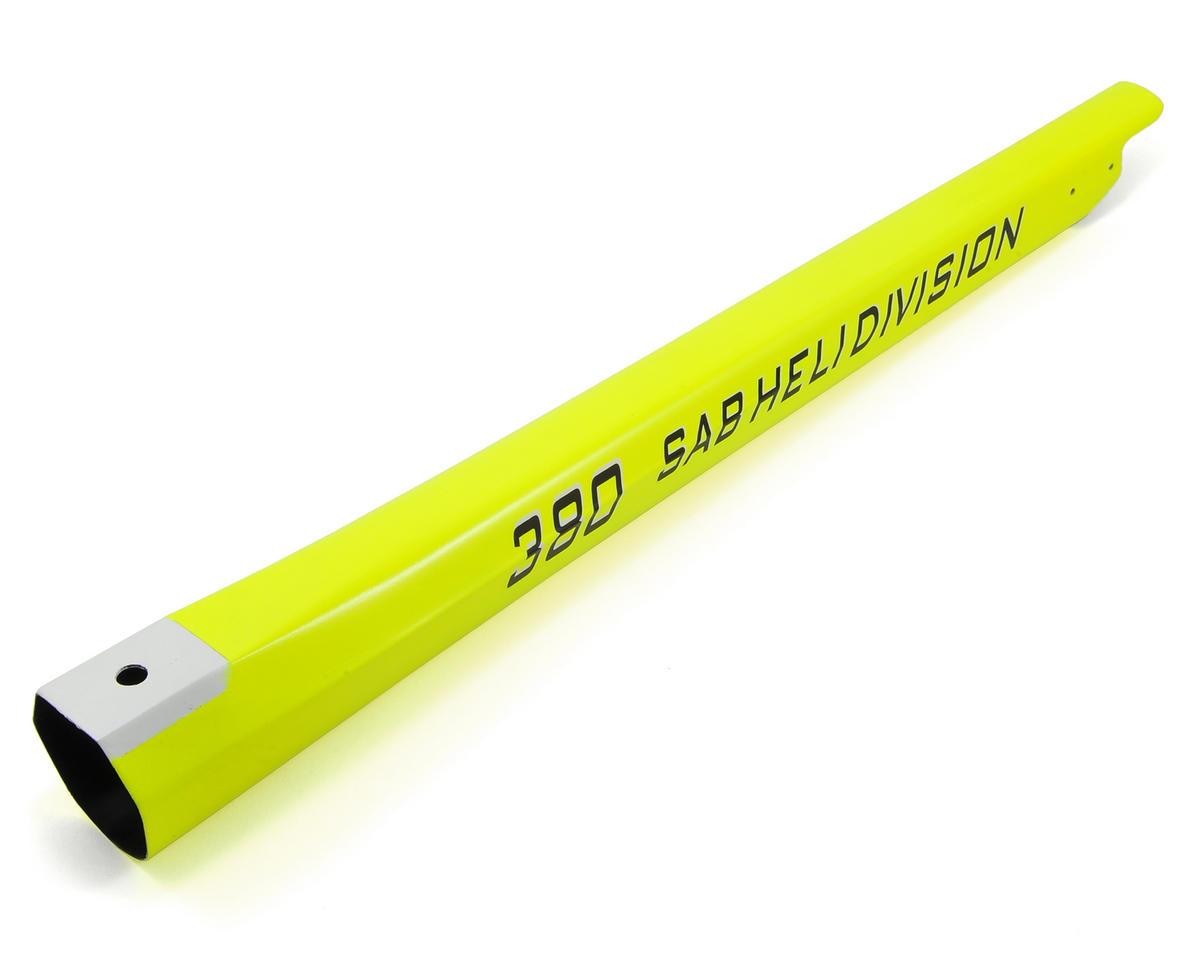 SAB Goblin 380 Tailboom (Yellow)