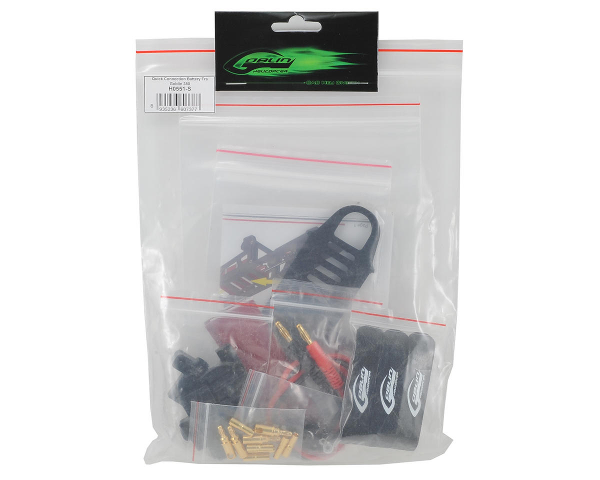 SAB Goblin Quick Battery Connection Kit
