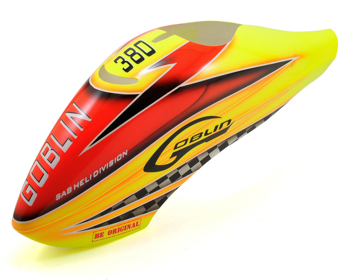 SAB Goblin Goblin 380 Canopy (Yellow/Orange)