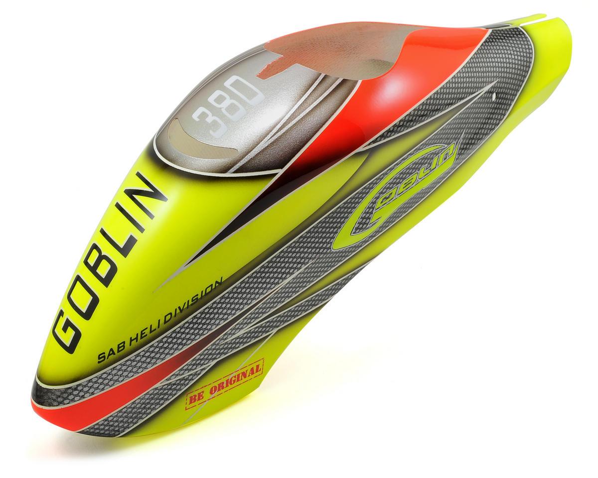 SAB Goblin 380 Canopy (Yellow/Sport)