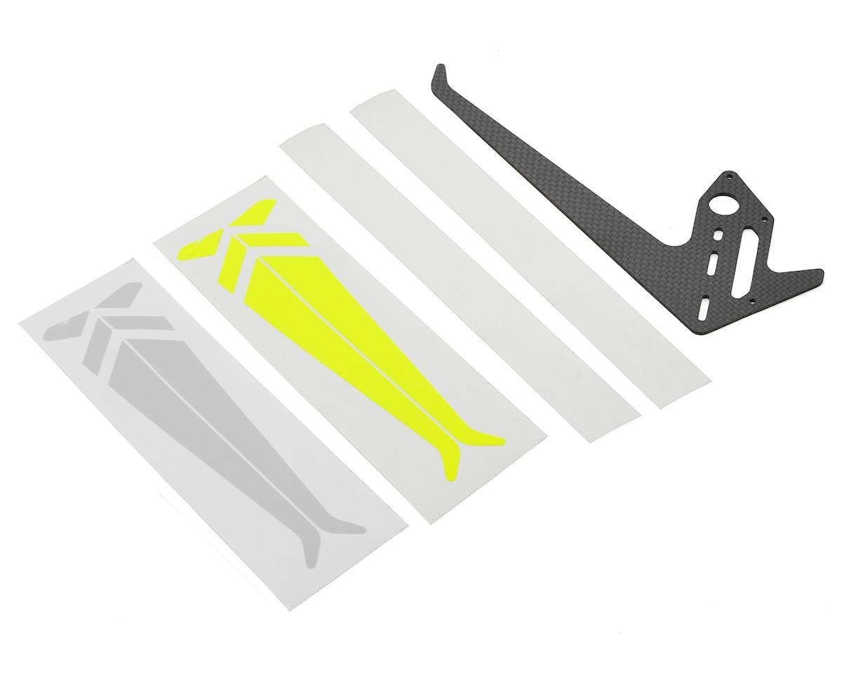 Carbon Fiber Tail Fin (500 Sport) by SAB Goblin
