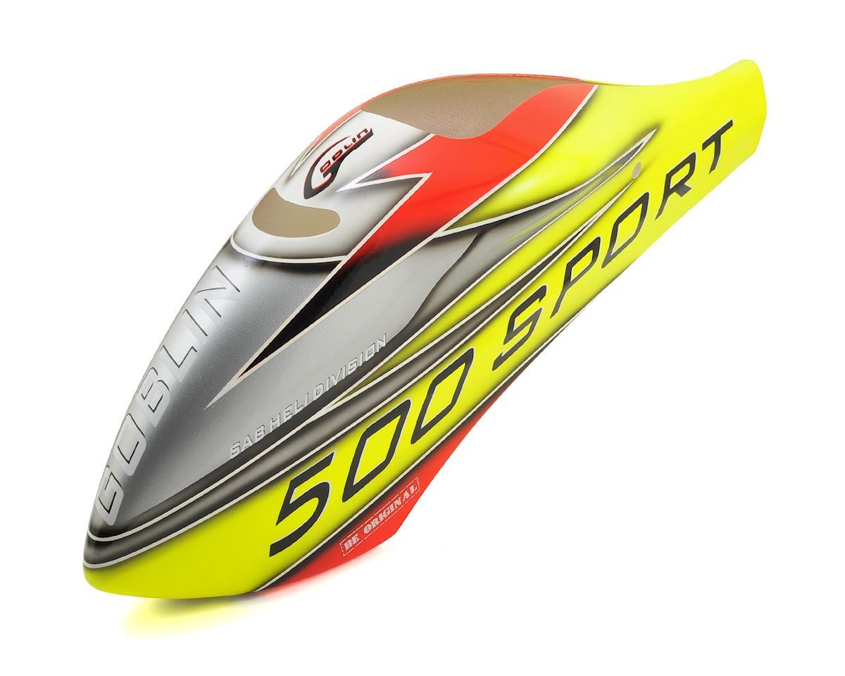 SAB Canopy (Yellow/Silver) (500 Sport)