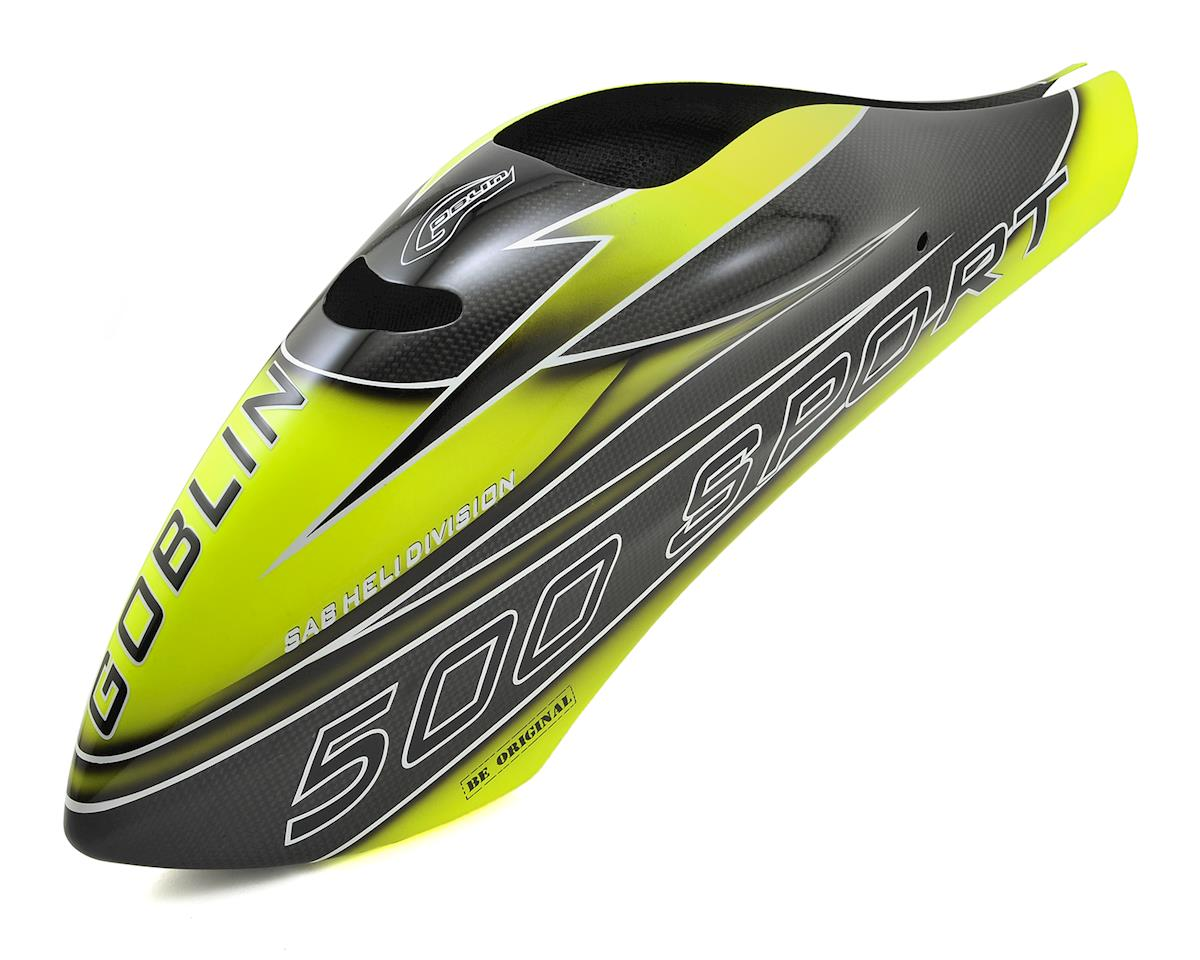 SAB Canopy (Carbon/Yellow) (500 Sport)