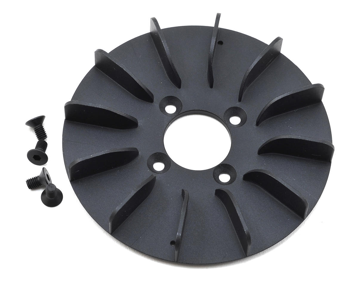 SAB Goblin Black Nitro Aluminum Engine Fan