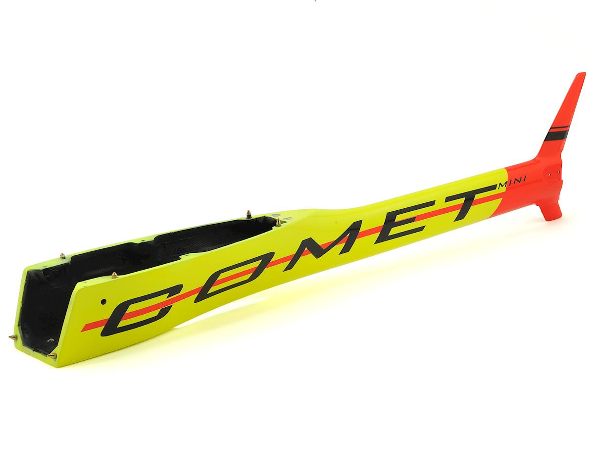 SAB Mini Comet Boom (Yellow/Red)