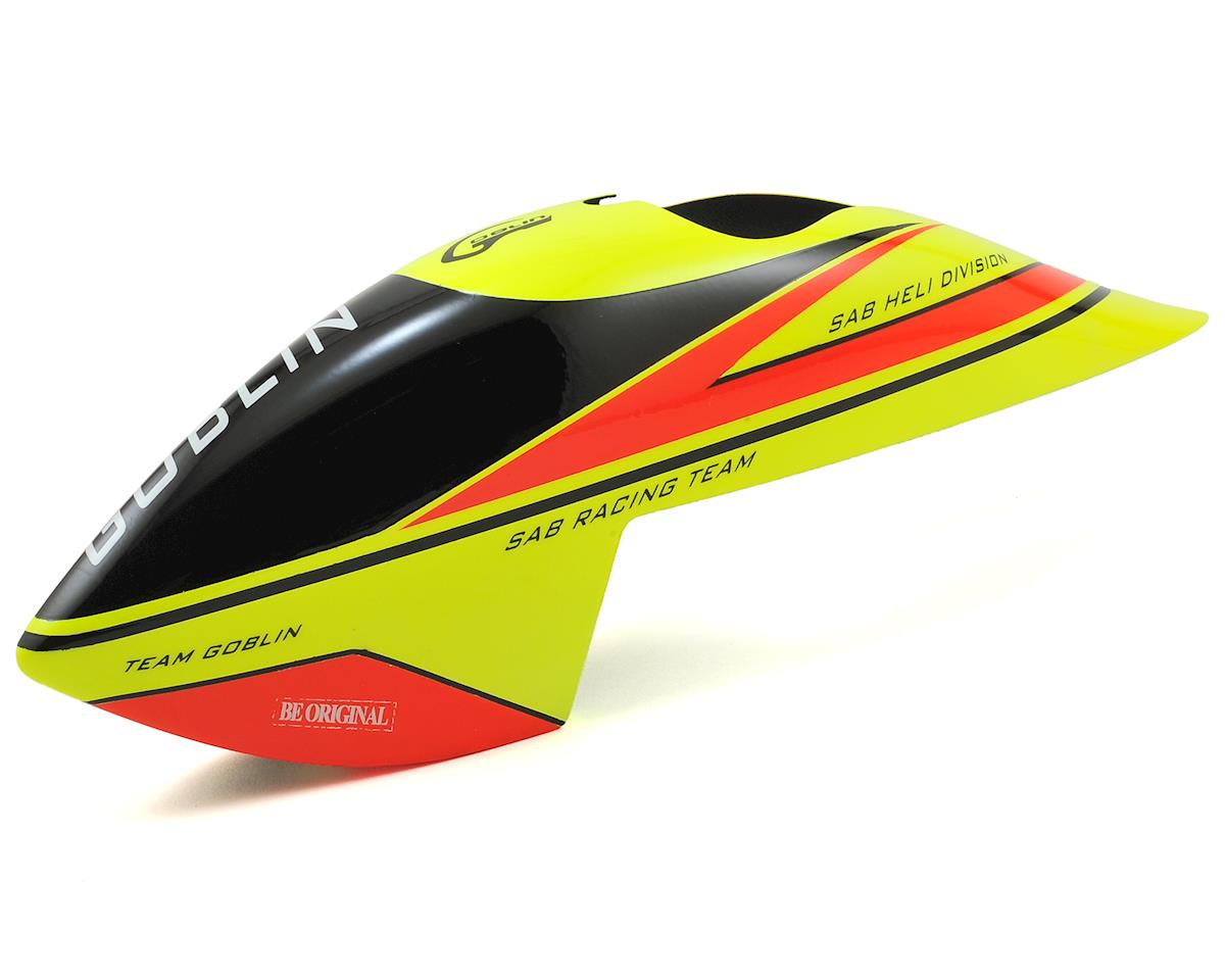 SAB Goblin Mini Comet Canopy Yellow/Red