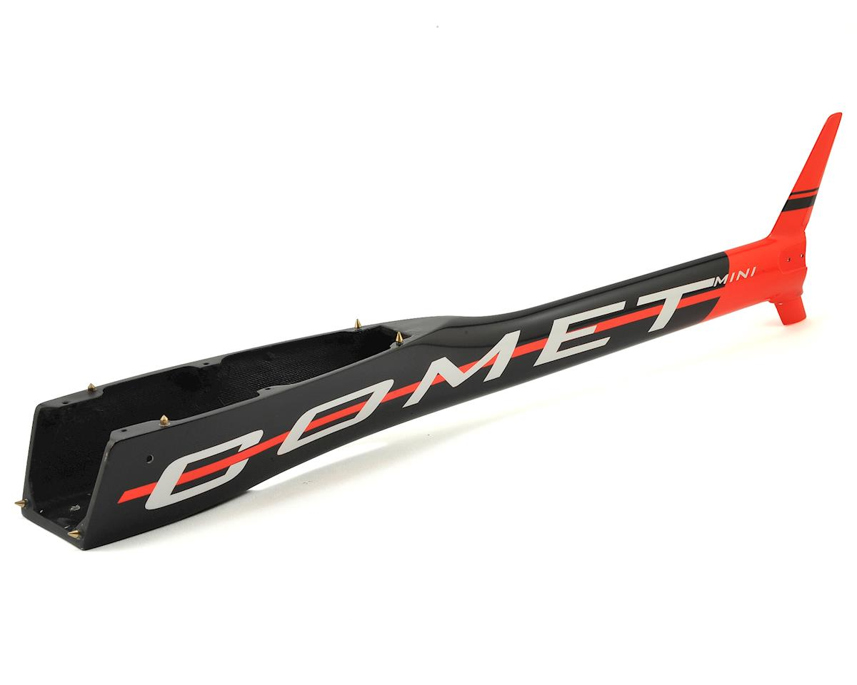 SAB Mini Comet Boom (Black/Red)