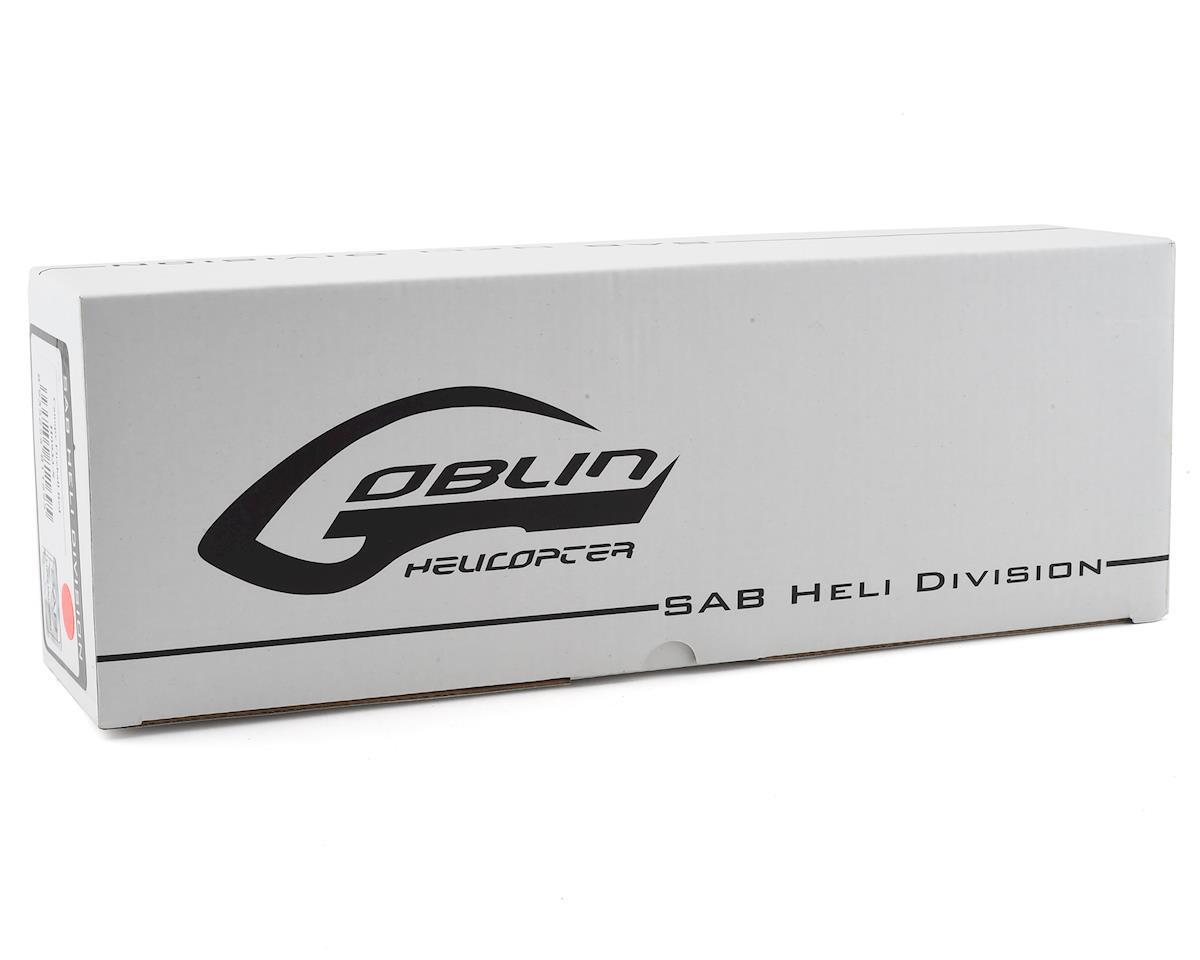 SAB Goblin Fiberglass Canopy (Red) (Goblin Fireball)