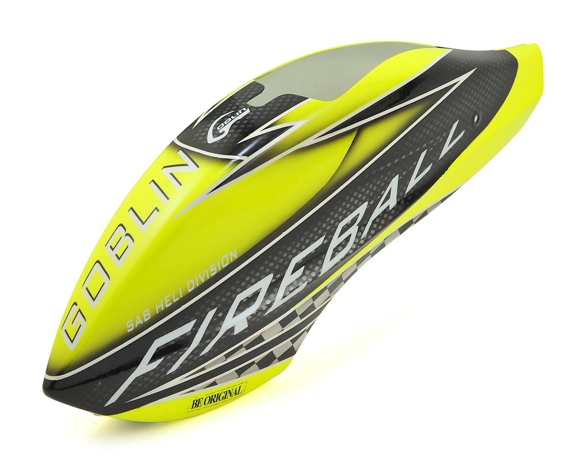 SAB FG Canopy Fireball (Yellow)