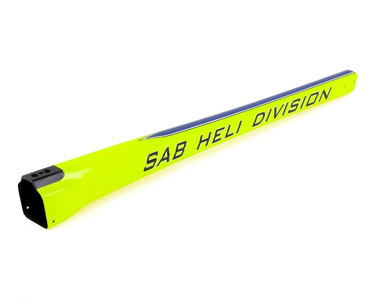 SAB Goblin Tail Boom (570 Sport) (Yellow)