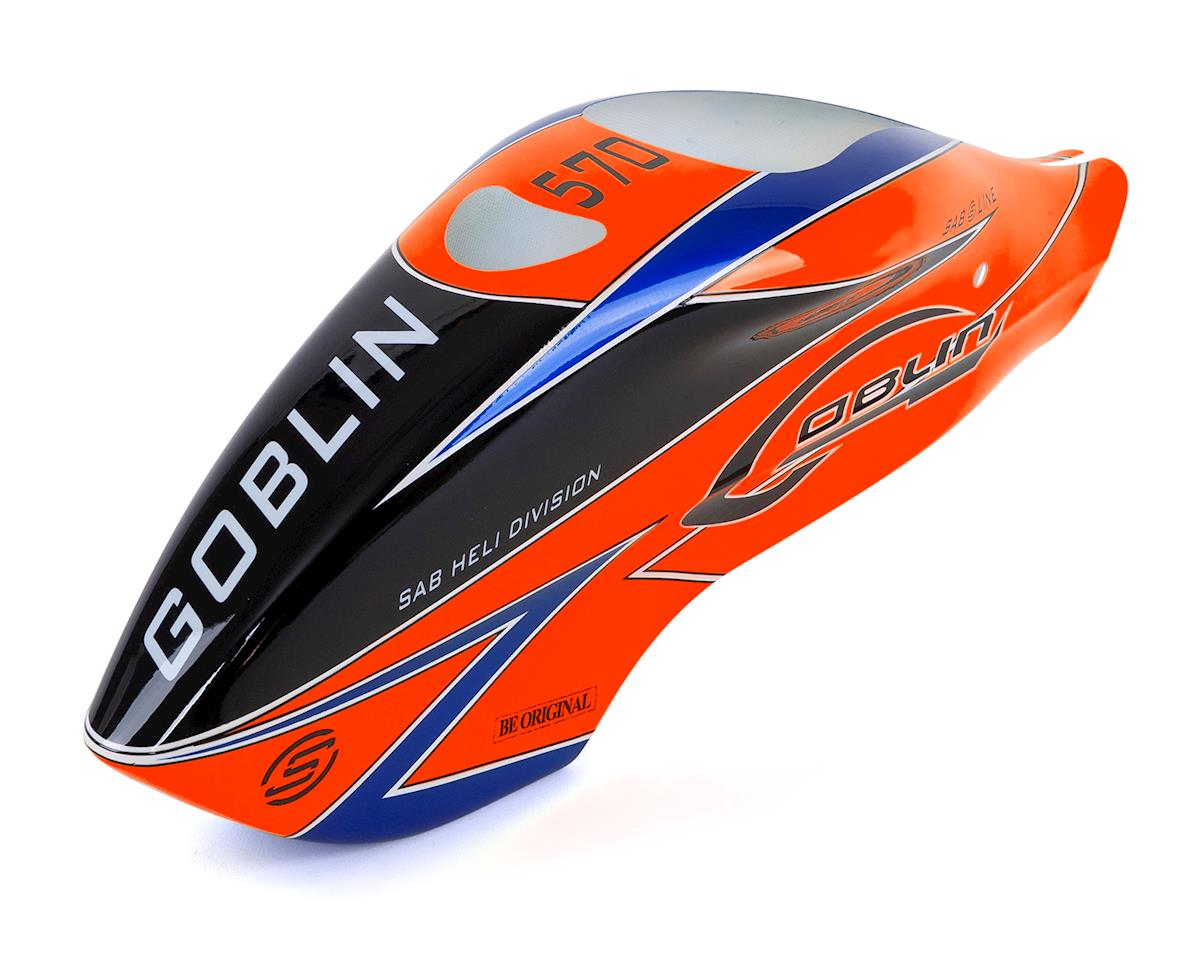 SAB Goblin 570 Canopy (570 Sport) (Orange)