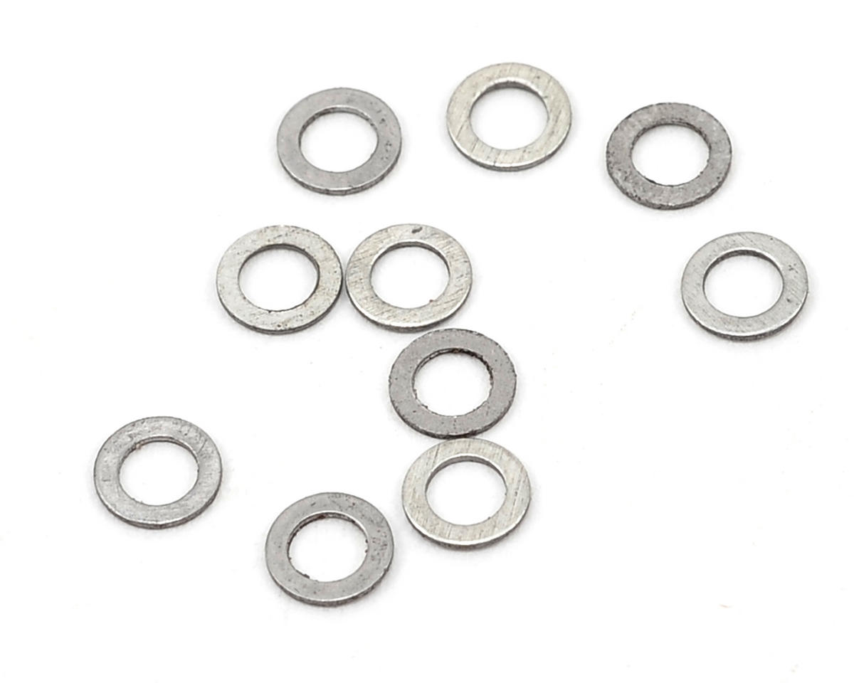 SAB 2.5x4x0.3mm Washer (10)