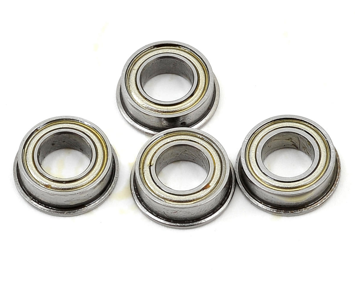 SAB 5x9x3mm Flanged ABEC-5 Bearing (4)
