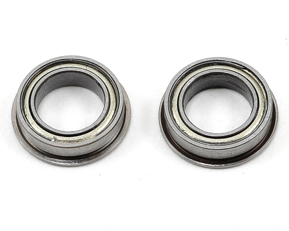 7x11x2.5mm Flanged Bearing (2) by SAB
