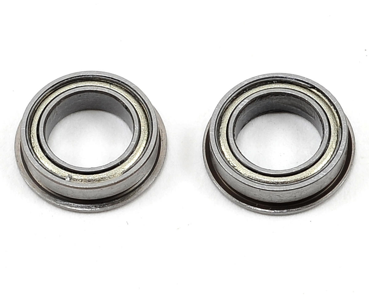 7x11x2.5mm Flanged Bearing (2) by SAB Goblin