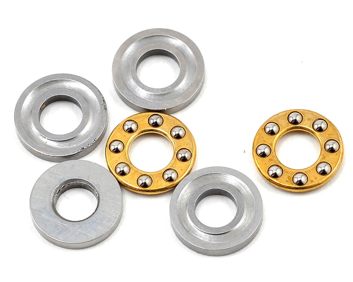 4x9x4mm ABEC-5 Thrust Bearing (2) by SAB