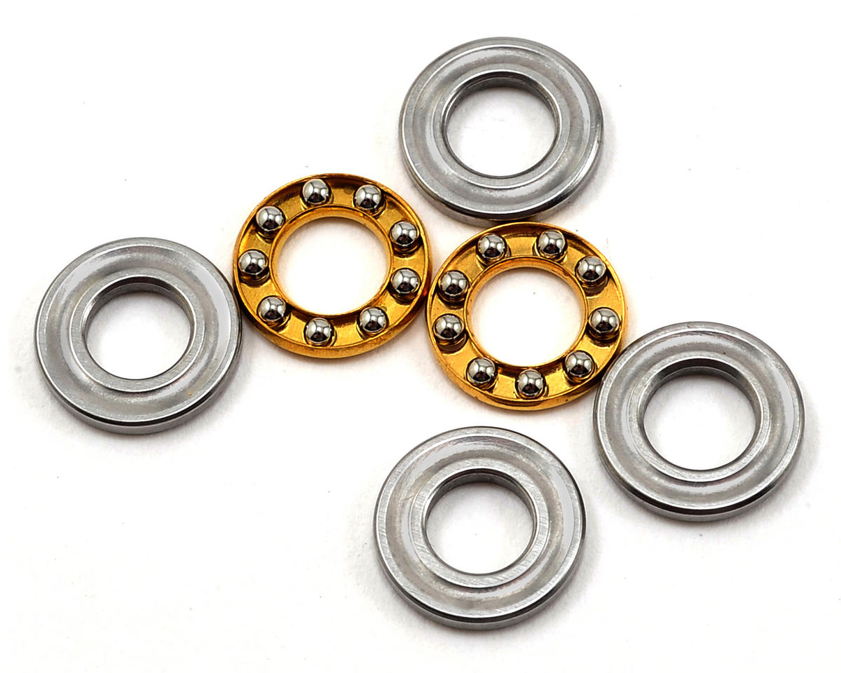 5x10x4mm Thrust Bearing (2) by SAB Goblin