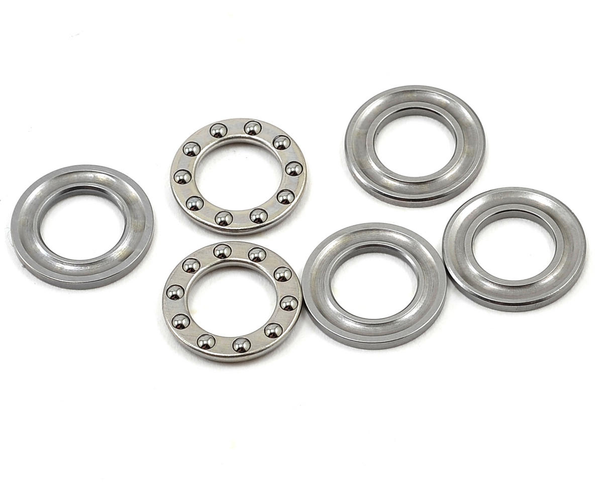 8x14x4mm Thrust Bearing (2) by SAB