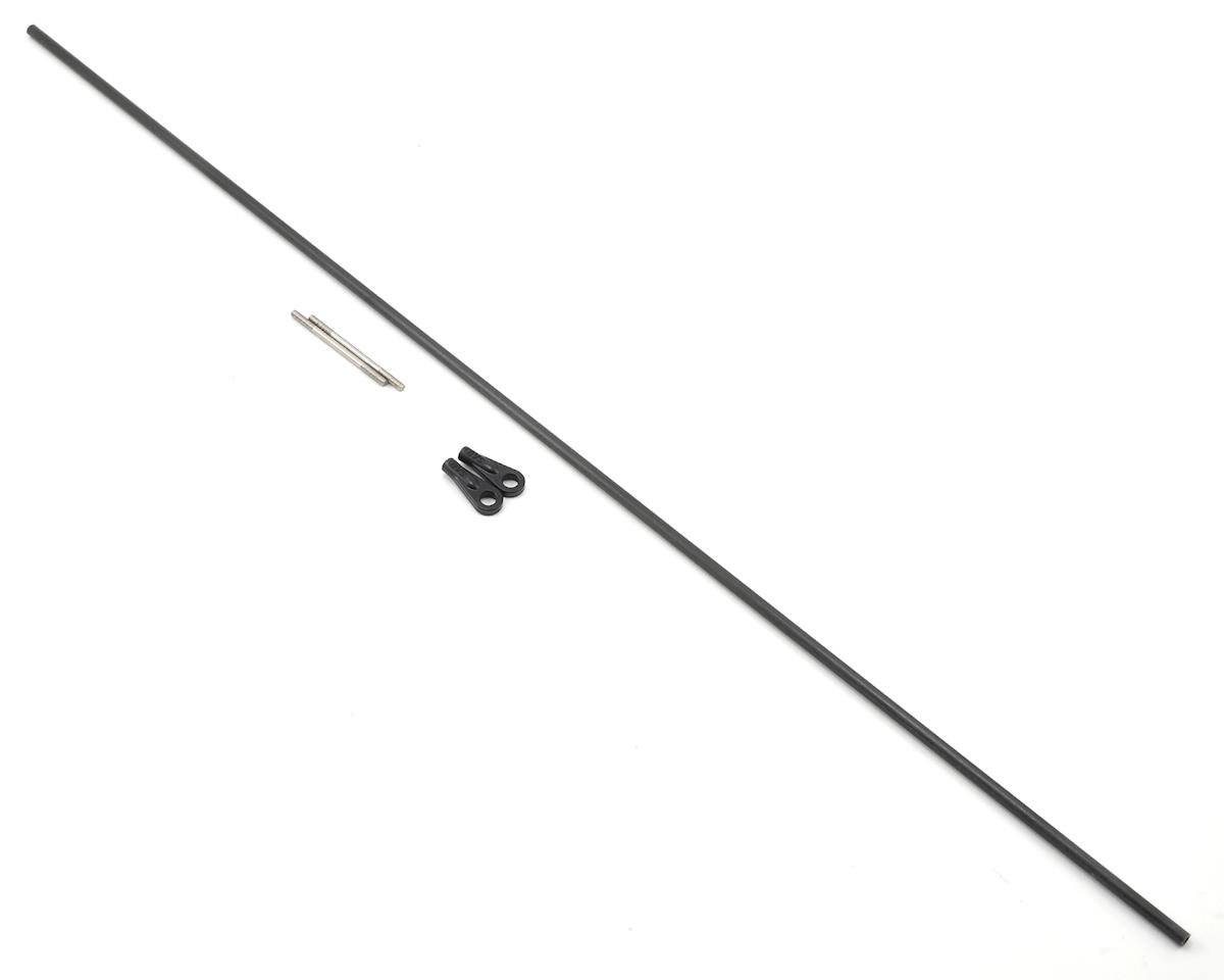 SAB Goblin Tail Pushrod 4x2.5x473mm (420 Sport)