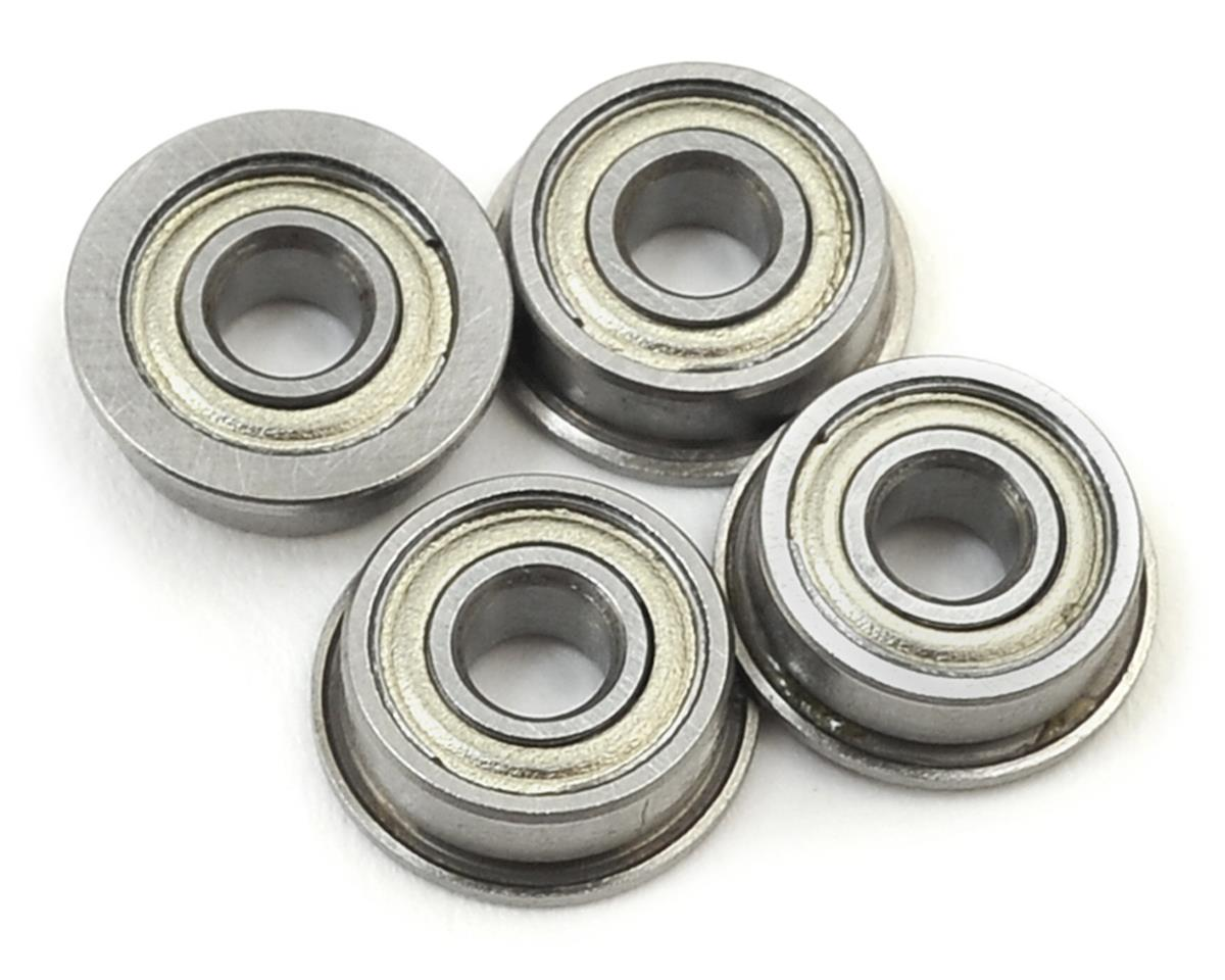 SAB 3x8x3mm Flanged Ball Bearing (MF83ZZ) (4)
