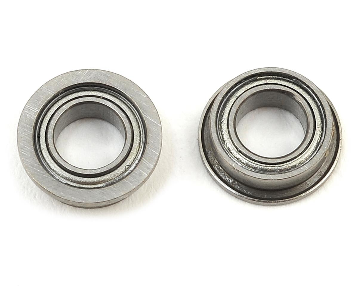 SAB 4x7x2.5mm Flanged Ball Bearing (MF74ZZ) (2)
