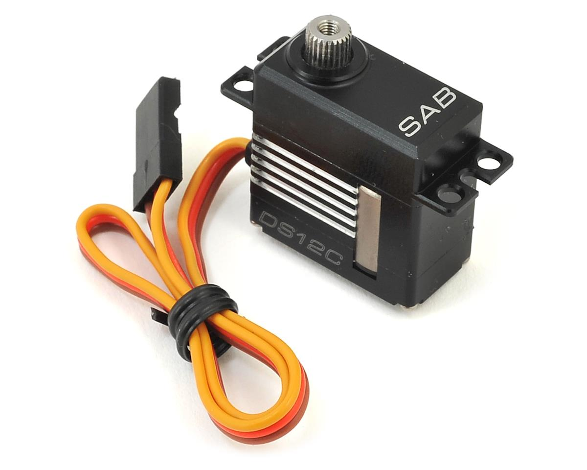 Image 1 for SAB Goblin DS12C Servo