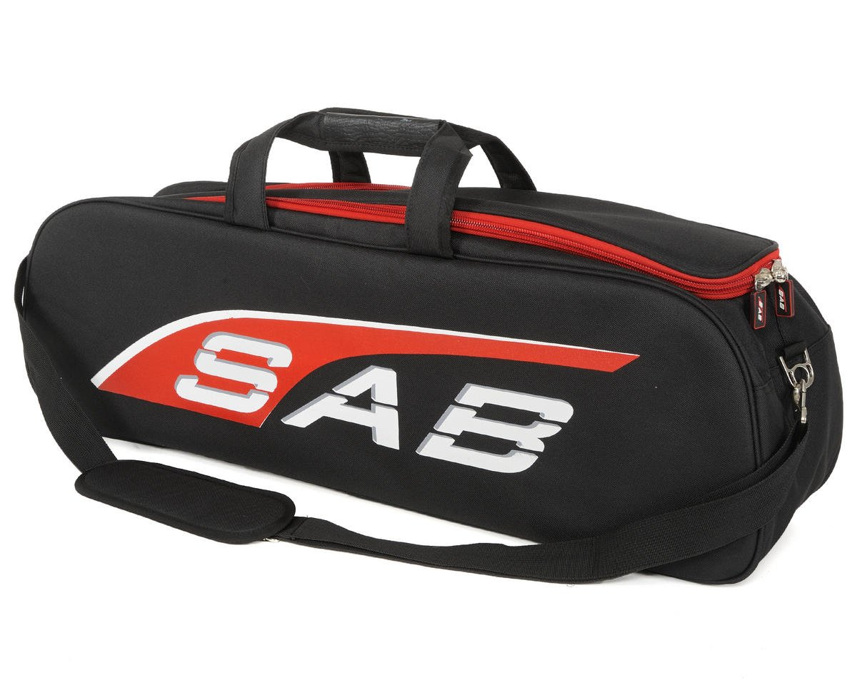 SAB Goblin 420 380 Carry Bag (Red)