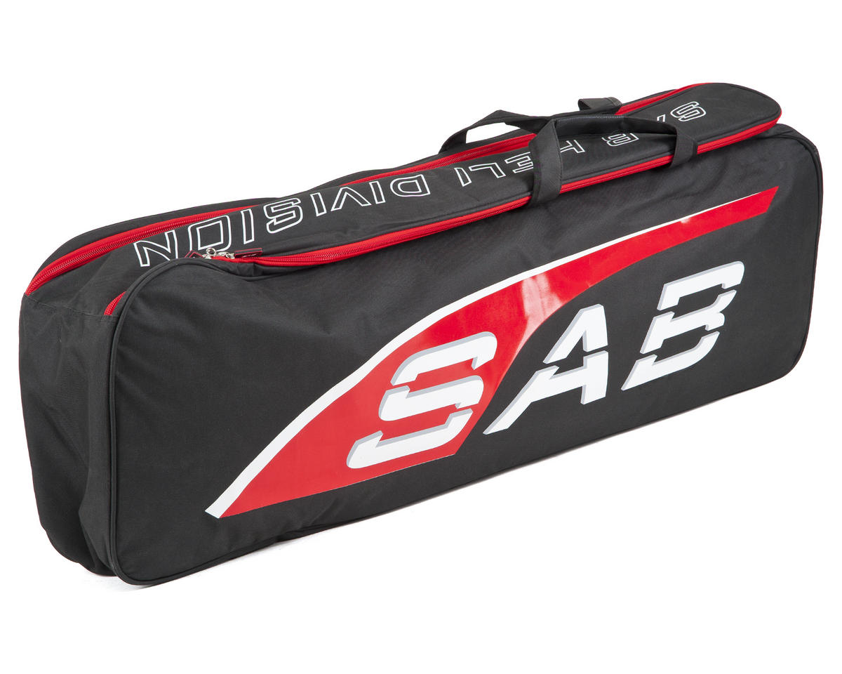Goblin 500/570 Carry Bag (Red) by SAB