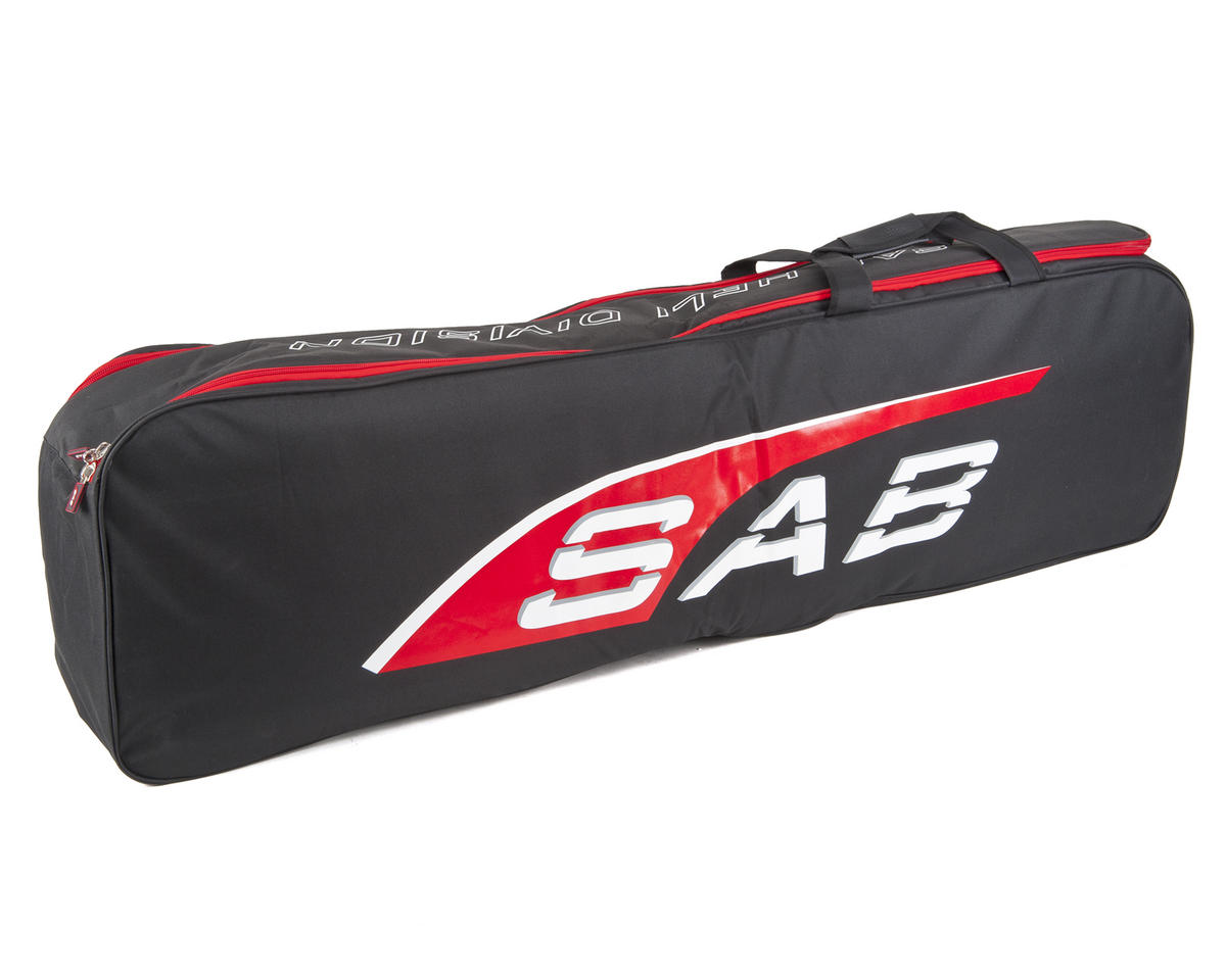SAB Goblin Black Thunder 630/700/770/Black Series Carry Bag (Red)
