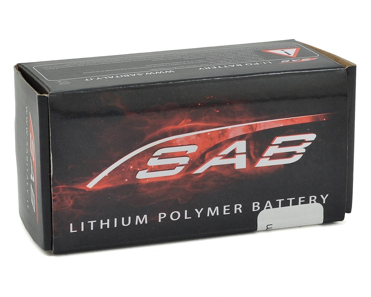 """SAB Goblin 6s """"Graphene Series"""" LiPo Battery Pack 50C (22.2V/1250mAh)"""