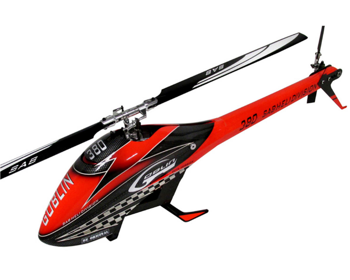 Goblin 380 Flybarless Electric Helicopter Kit