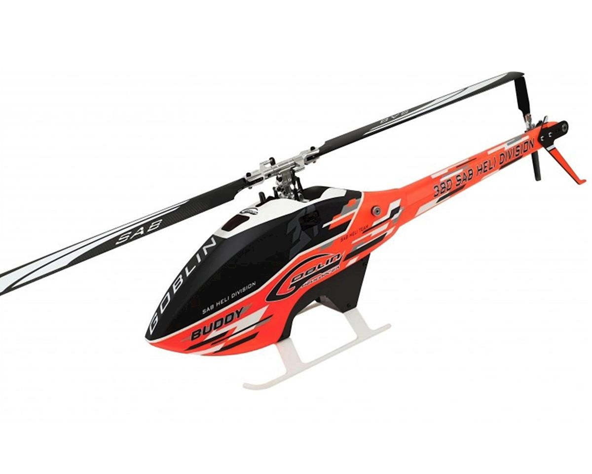 SAB Goblin 380 Buddy Flybarless Electric Helicopter Kit