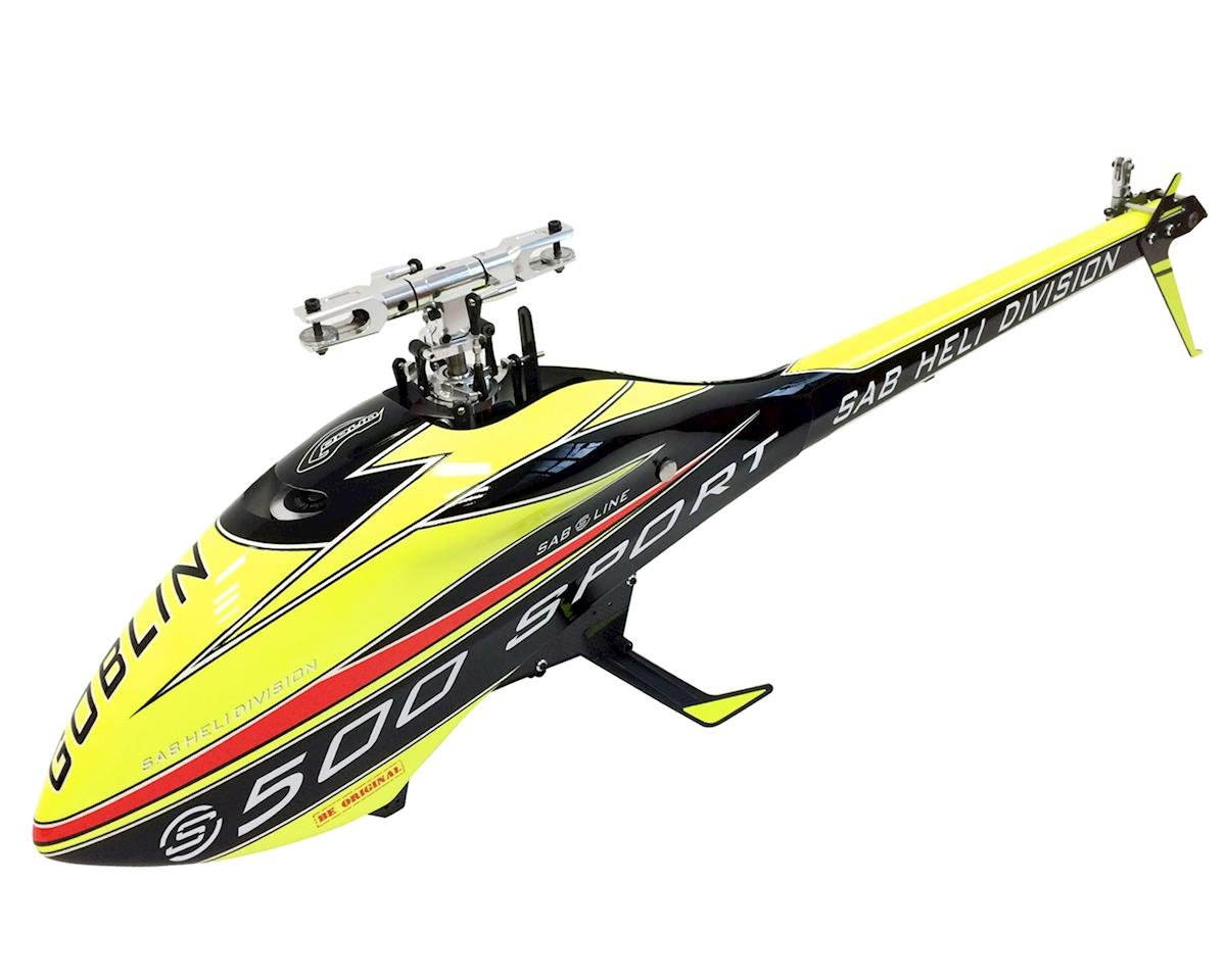 Goblin 500 Sport Flybarless Electric Helicopter Kit
